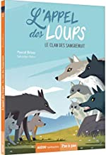 L'appel des loups, Tome 2 : Le clan des Sangrenuit - Sebastien Pelon
