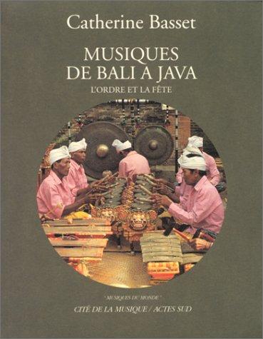 Musiques de Bali à Java