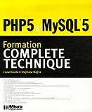 couverture du livre PHP 5 & MySQL 5