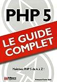 couverture du livre PHP 5