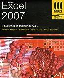 couverture du livre MICROSOFT® EXCEL 2007