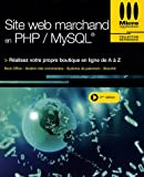 couverture du livre Site web marchand en PHP/MySQL
