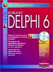 couverture du livre Borland Delphi 6