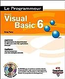 couverture du livre Le programmeur Visual Basic 6