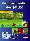 couverture du livre Programmation des jeux