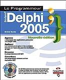 couverture du livre Programmeur Delphi 2005