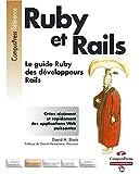 couverture du livre Ruby et Rails