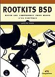 couverture du livre Rootkits BSD