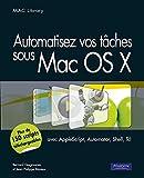 couverture du livre Optimisez vos tâches sous Mac OS X