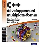 couverture du livre C++ développement multiplate-forme
