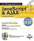 couverture du livre Javascript & Ajax