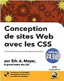 couverture du livre Conception de sites Web avec les CSS