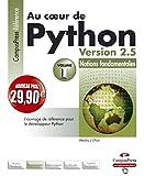 couverture du livre Au cœur de Python - volume 1