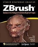 couverture du livre ZBrush
