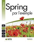 couverture du livre Spring par l'exemple