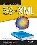 couverture du livre Manuel de prise en main de XML
