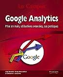 couverture du livre Google Analytics