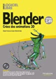 couverture du livre Blender