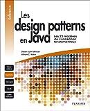 couverture du livre Les Design Patterns en Java : Les 23 modèles de conception fondamentaux