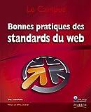 couverture du livre Bonnes pratiques des standards du Web