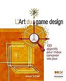 couverture du livre L'art du game design