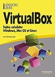 couverture du livre VirtualBox
