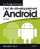 couverture du livre L'art du développement Android - 2e édition