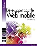 couverture du livre Développer pour le Web mobile