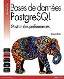 couverture du livre Bases de données PostgreSQL