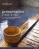 couverture du livre La présentation mise à nu
