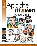couverture du livre Apache Maven version 2 et 3
