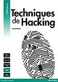 couverture du livre Techniques de hacking