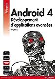 couverture du livre Android 4: Développement d'applications avancées