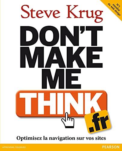 Don't make me think.fr