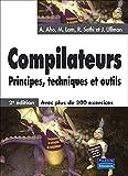 couverture du livre Compilateurs