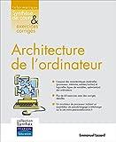 couverture du livre Architecture de l'ordinateur