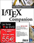 Latex Companion (1DVD) by Frank Mittelbach