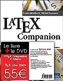 couverture du livre LaTeX Companion