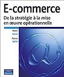 couverture du livre E-commerce