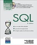 couverture du livre SQL