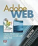 couverture du livre Adobe Web Coffret 2 volumes