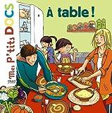 """Afficher """"À table"""""""