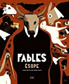 Fables d'Esope by Ésope