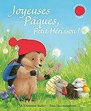 """Afficher """"Joyeuses Pâques, Petit Hérisson !"""""""
