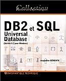 couverture du livre DB2 et SQL