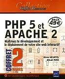 couverture du livre PHP 5 et Apache 2