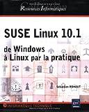 couverture du livre SUSE Linux 10.1