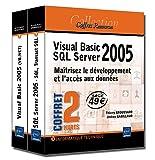 couverture du livre Visual Basic 2005 et SQL Server 2005 : Maîtrisez le développement et l'accès aux données