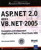 couverture du livre ASP.NET 2.0 avec VB.NET 2005