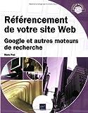 couverture du livre Référencement de votre site Web